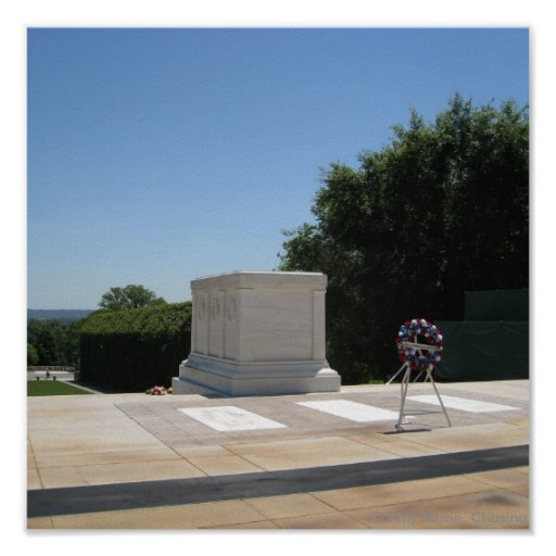 Tomb of the Unknown Soldier Print