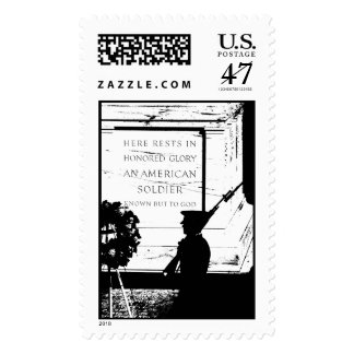 Tomb of the Unknown Soldier Stamp