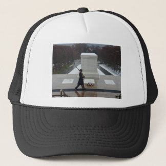 Tomb of the unknown soldier trucker hat