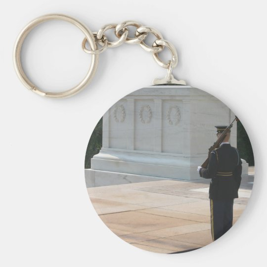 Tomb of the Unknowns Keychain
