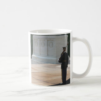 Tomb of the Unknowns Classic White Coffee Mug