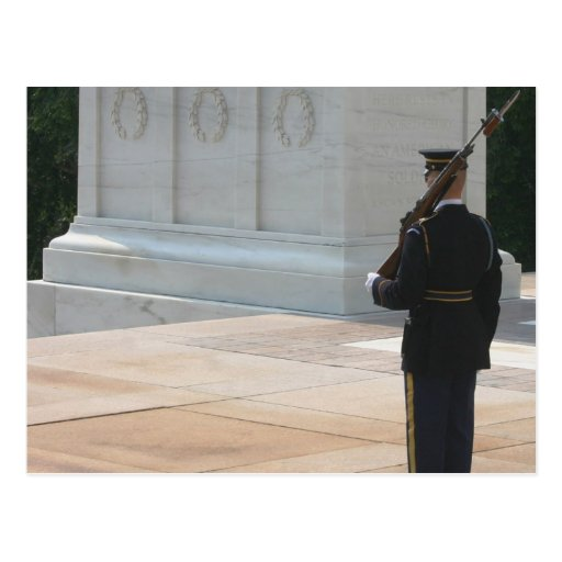 Tomb of the Unknowns Postcard