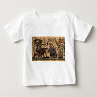Tomb Painting on Papyrus Baby T-Shirt