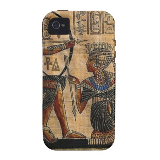 Tomb Painting on Papyrus iPhone 4/4S Cover