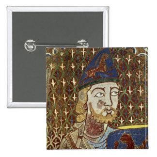 Tomb plaque of Geoffrey Plantagenet Button