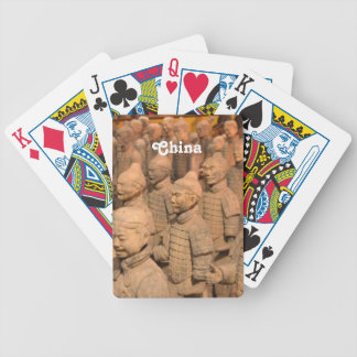 Tomb Warriors Playing Cards