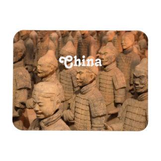 Tomb Warriors Rectangular Photo Magnet
