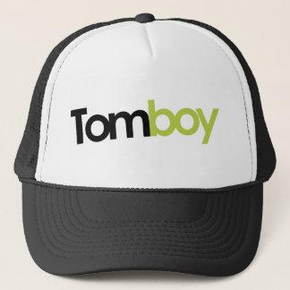 Tomboy Magazine Logo Trucker Cap