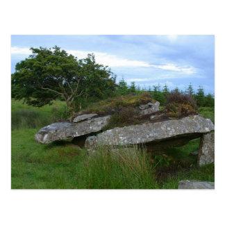 Tombs Ireland Postcard