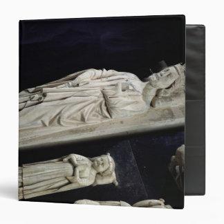 Tombs of Robert II  'the Pious' Jean I Binder