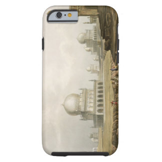 Tombs of the Kings of Golconda in 1813, from Volum Tough iPhone 6 Case