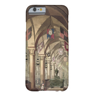 Tombs of the Knights Templar, c.1820-39 (aquatint) Barely There iPhone 6 Case