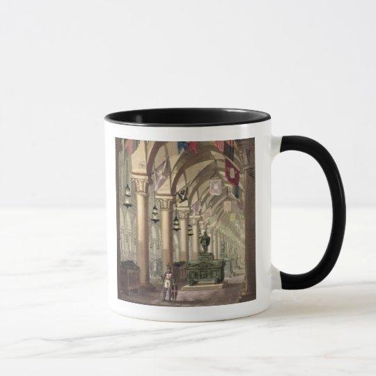 Tombs of the Knights Templar, c.1820-39 (aquatint) Mug