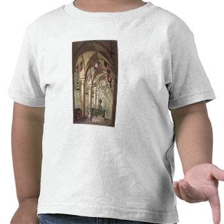 Tombs of the Knights Templar, c.1820-39 (aquatint) Shirt