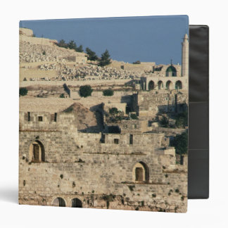 Tombs on the side of the Mount of Olives Binder