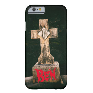 Tombstone and You! Barely There iPhone 6 Case