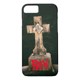 Tombstone and You! iPhone 7 Case