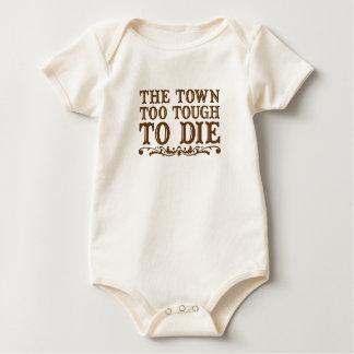 Tombstone Arizona Baby Bodysuit