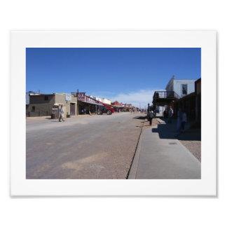 Tombstone Arizona Photo Print