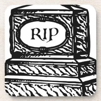 Tombstone Beverage Coaster