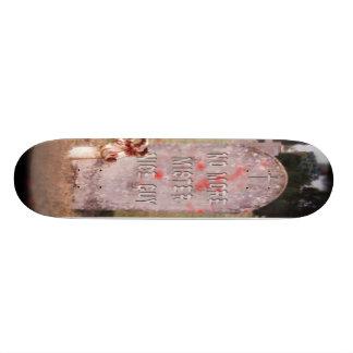 Tombstone deck skate board deck