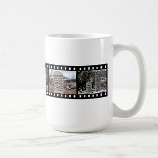 Tombstone Graves Filmstrip #2 Coffee Mug