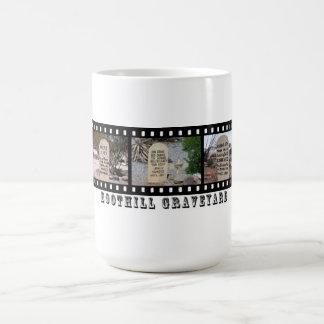 Tombstone Graves Filmstrip Mug