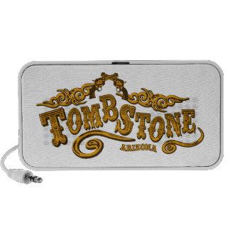 Tombstone Saloon Laptop Speaker