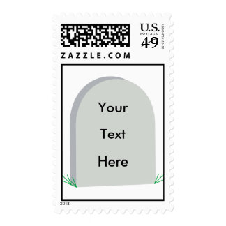 tombstone stamp