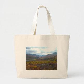 Tombstone Valley Jumbo Tote Bag