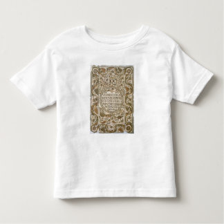 Tombstone with an epitaph toddler t-shirt