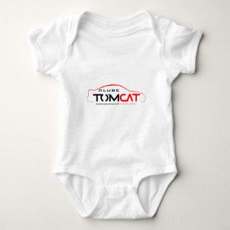 Tomcat club baby bodysuit