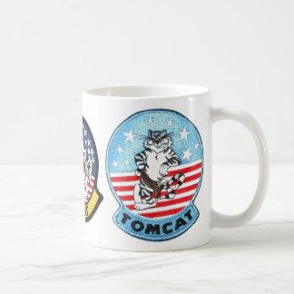 TOMCAT F-14 -- THE FINEST THAT EVER FLEW COFFEE MUG