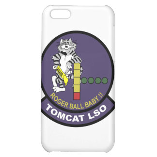 Tomcat LSO iPhone 5C Cases