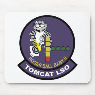 Tomcat Patch Mouse Pad