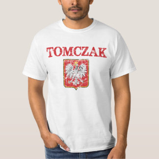 Tomczak Surname T-Shirt