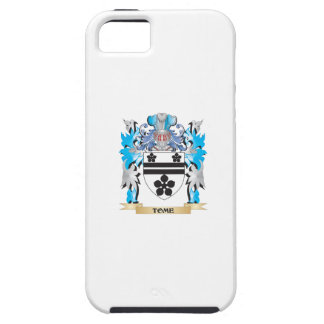 Tome Coat of Arms - Family Crest iPhone 5 Covers