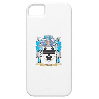 Tome Coat of Arms - Family Crest iPhone 5 Case