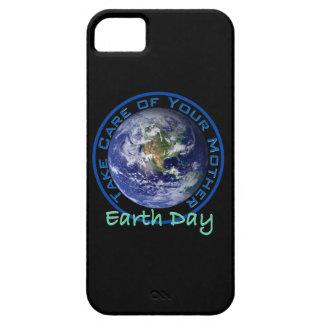 Tome el cuidado de su día de madre tierra funda para iPhone SE/5/5s