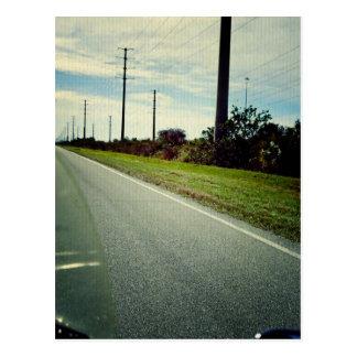 Tome el hogar del camino largo postales