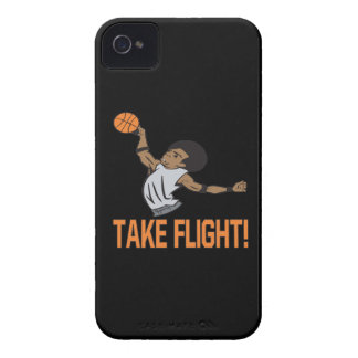 Tome el vuelo iPhone 4 Case-Mate cárcasa