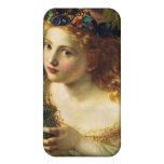 Tome la cara justa de la mujer - Sophie Anderson iPhone 4 Funda