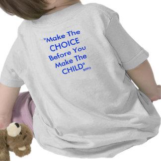 Tome la DECISIÓN Camiseta
