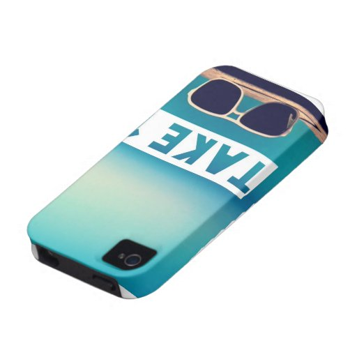 TOME UN caso de Iphone 4/4s Case-Mate iPhone 4 Carcasa