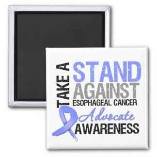 Tome un soporte contra cáncer del esófago imán para frigorífico