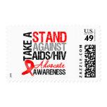 Tome un soporte contra el VIH del SIDA