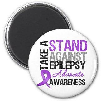 Tome un soporte contra epilepsia iman de nevera