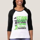 Tome un soporte contra no el linfoma de Hodgkin Camiseta