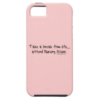 Tome una rotura a partir de la vida - asista a la iPhone 5 protectores