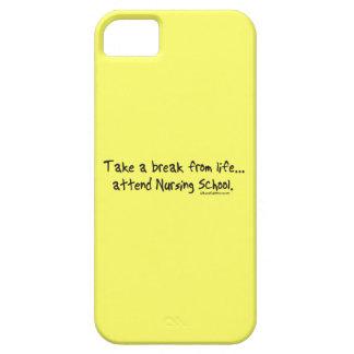 Tome una rotura a partir de la vida - asista a la iPhone 5 cárcasa